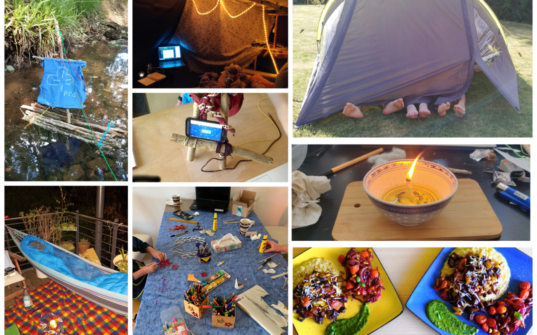 Gemeinsam zuhause – virtuelles Pfingstlager der PSG Aachen mit über 100 Teilnehmer*innen