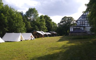 Ranger im Düsterwald |Rangersommerlager 18.-30.07.2020