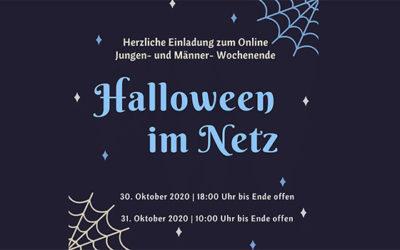 Halloween im Netz | an alle Jungs* und Männer*