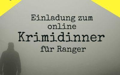 online Ranger-Krimidinner | 24.04.