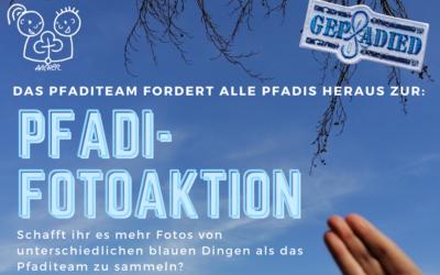 Pfadi-Fotoaktion