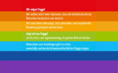 "Aktion ""Flagge zeigen"""