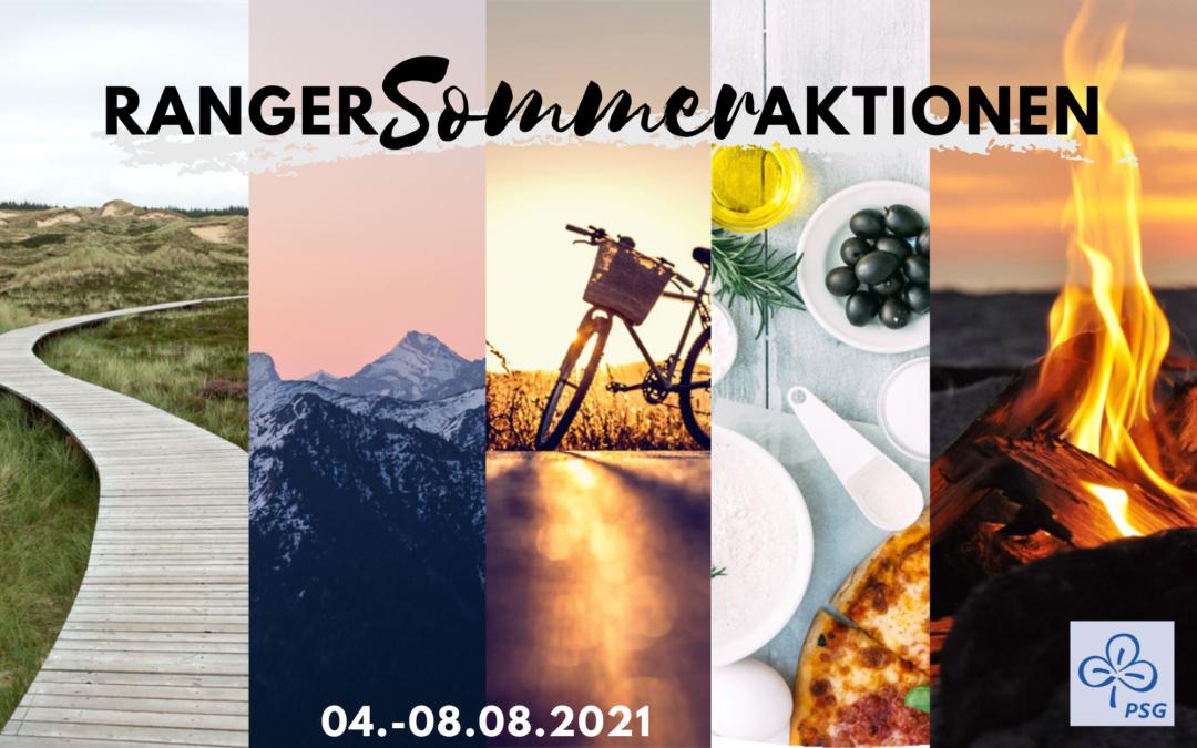 Schnitzeljagd, Haik, Fahrradralley, Rudi Rockt, Geländespiel, Lagerfeuerabend